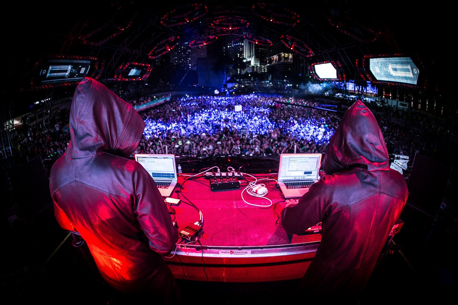Gaia live at A State Of Trance 650 / Ultra Music Festival 2014
