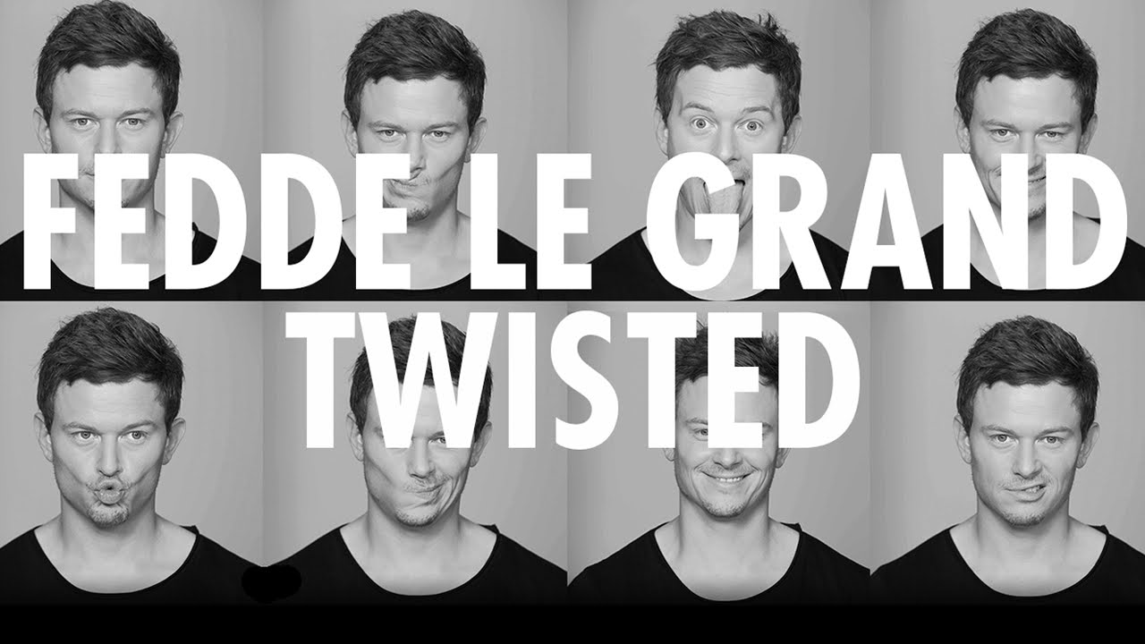 Fedde Le Grand – Twisted (Extended Mix) [Cover Art]