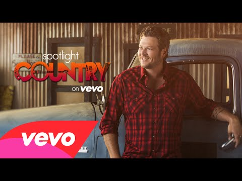 Blake Shelton's Bringing Back the Country With New Album (Spotlight Country)