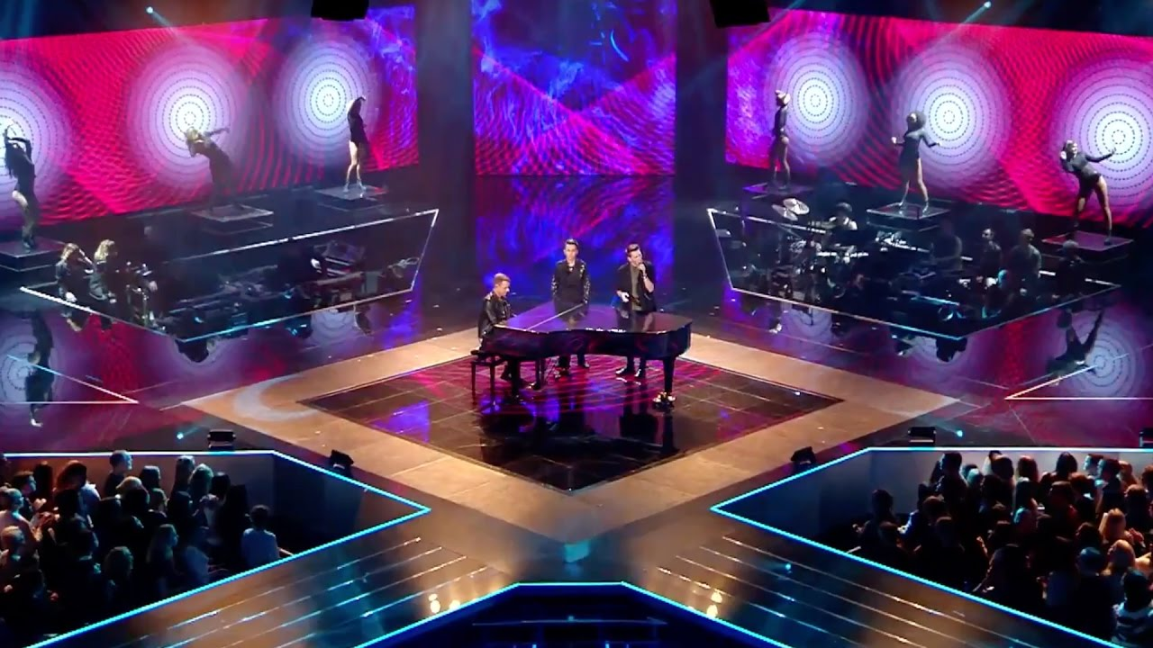 Armin van Buuren – I Need You (The Voice of Holland 2017 with Thijs & Vinchenzo| The Final)