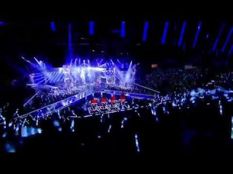 Armin van Buuren – Heading Up High (Opening The voice of Holland 2017 |The Final)