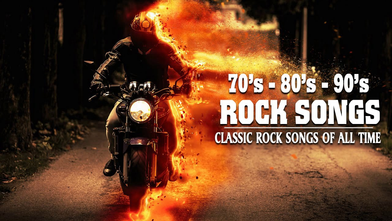 Top 100 Greatest Classic Rock Songs Of All Time – Best Rock Songs Of 70's 80's 90's