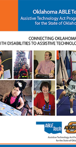 2018 Oklahoma ABLE Tech brochure