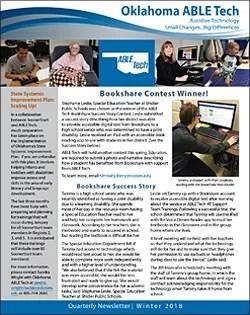 2018 - 2nd Qtr ABLE Tech Newsletter