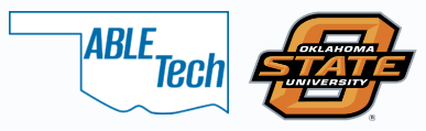 ABLE Tech and OSU logos