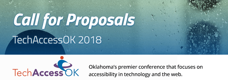 TechAccessOK Call for Proposals image