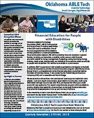 2018 ABLE Tech Newsletter (Spring - 3rd Quarter)