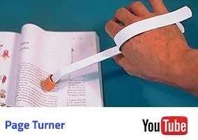 Page Turner Video