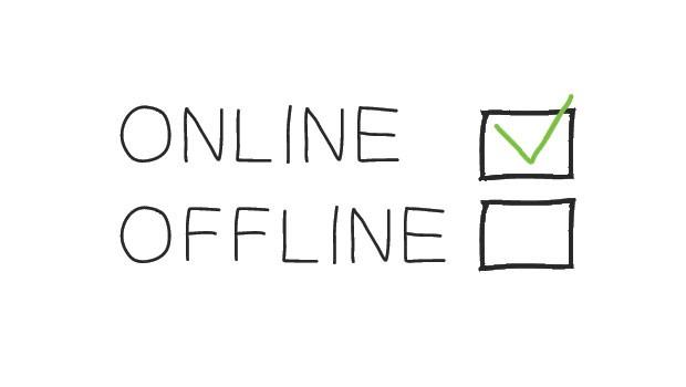 (Sekarang jamannya online, bukan jaman perang, bukan jaman dulu, bukan jaman jebot)
