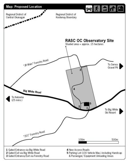 Okanagan Observatory