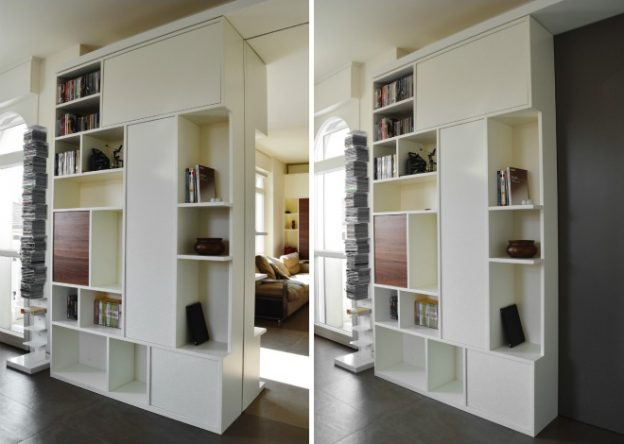 Foto pareti attrezzate su misura falegnamerie design. Pareti Attrezzate Moderne Arredare In Modo Armonico E Creativo