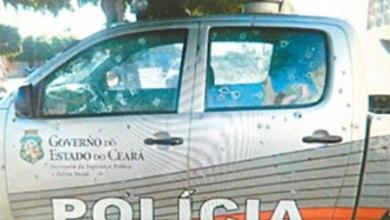Photo of SÃO JOÃO DO JAGUARIBE: Bandidos explodem caixas eletrônicos e cercam destacamento policial