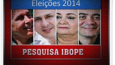 Foto de Eleições 2014/CE :  Pesquisa Ibope mostra Eunício e Camilo empatados tecnicamente
