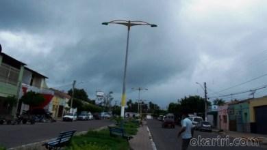 Photo of Milagres-CE: Segunda-feira amanhece chuvosa  no município