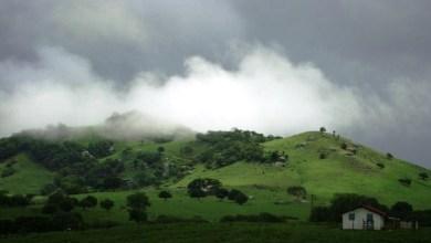 Foto de Chove pela região, em Milagres-CE dia amanhece nublado podendo chover no fim de semana; confira