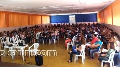 Foto de Milagres-CE: Secretaria de educação realiza evento de capacitação para professores