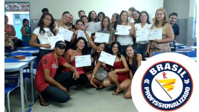 """Photo of Milagres-CE ganha cursos do """"Projeto Brasil Profissionalizado""""; Participe"""