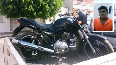 Photo of Motocicleta roubada em Penaforte é recuperada em Mauriti-CE