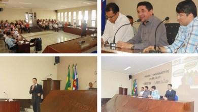 Photo of Milagres-CE: Gestão municipal realizou audiência pública sobre a LOA 2018