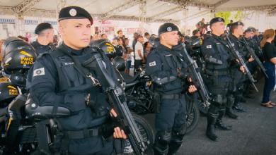 Foto de Caucaia passa a ter reforço policial do Batalhão do Raio; saiba mais