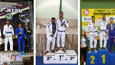 Photo of Milagrense vice-campeão da liga brasileira de jiu-jitsu se destaca a nível nacional