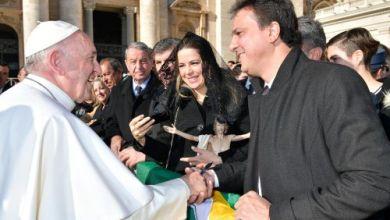 Photo of Camilo Santana se encontra com papa Francisco e agradece apoio a Padre Cícero; confira