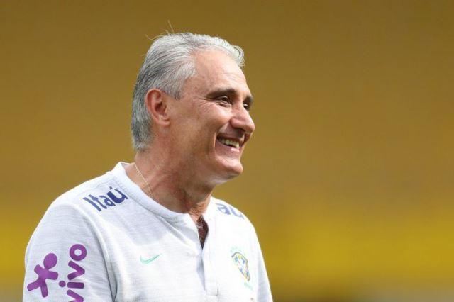Técnico da Seleção Brasileira