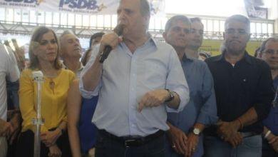 """Photo of """"O Governo do Ceará é frouxo e não tem coragem"""", diz Tasso sobre as facções; confira"""