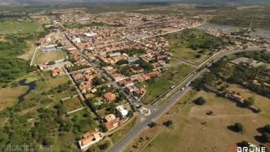 Vista Aérea de Milagres-CE | Imagem: K Drone