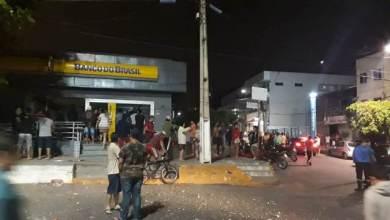 Foto de Guaraciaba do Norte-CE: Grupo fortemente armado explode agência do Banco do Brasil; confira