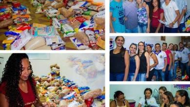 Photo of Milagres-CE: Alunos arrecadam 700 Kg de alimentos e como prêmio escolhem ampliar o saber; entenda