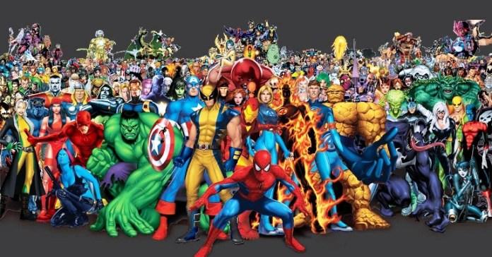 Heróis da Marvel | Foto: Google