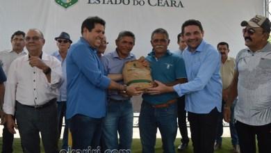 Photo of Agricultores de Abaiara, Barro, Mauriti e Milagres estão na lista de dispensa de pagamento de sementes