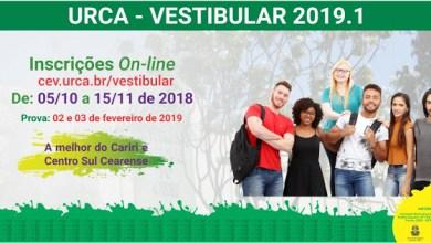 Photo of URCA prorroga prazo de inscrição do vestibular 2019.1; saiba mais