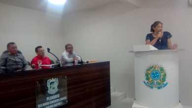 Foto de Porteiras (CE): APEOC discute Precatórios do FUNDEF com gestão municipal