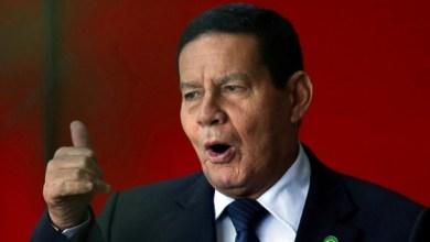 Foto de 'Se fosse presidente, escolheria outras pessoas para trabalhar', diz Mourão