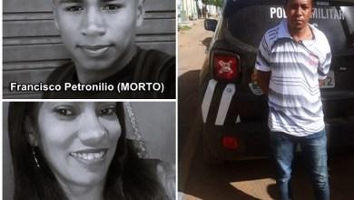 Foto de Porteiras (CE): Suspeito de matar homem envolvido com sua ex-companheira é preso pela polícia