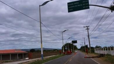 Photo of Milagres – CE: CE-293, que liga Milagres ao eixo Crajubar passa por reparos.
