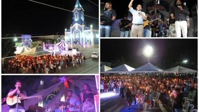 Photo of Mauriti-Ce: Media de 1.000 pessoas se reúnem para assistir Show católico; saiba os detalhes