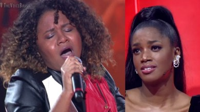 """Photo of """"Eu amo o Ceará"""":  Ana Ruth segue no The Voice Brasil, e faz Iza chorar; veja vídeo"""