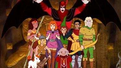 Photo of Há 36 anos estreava a série animada Caverna do Dragão; relembre episódios