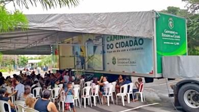 Photo of Caminhão do Cidadão estará em Milagres, Mauriti e Brejo Santo no mês de novembro