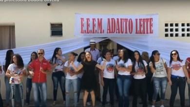 """Photo of Mauriti-Ce: Professores do Adauto Leite gravam paródia """"Caneta Preta"""", para alerta sobre o ENEM"""