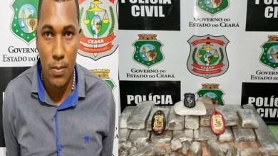 Photo of Milagres-CE: Homem que transportava drogas em ônibus é preso pela Policia Civil