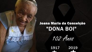 """Photo of Milagres-CE: Falece aos 102 anos """"Dona Boi""""; assista homenagem em vídeo"""