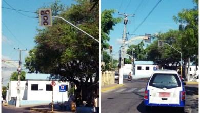 Photo of Milagres-Ce: Demutran afirma que conserto do semáforo da Praça do Centenário está sendo providenciado