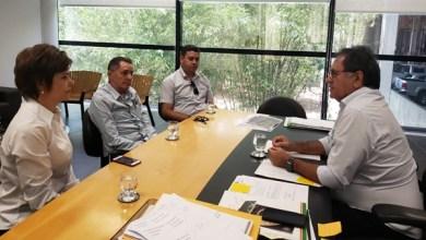 Photo of Barro-Ce: Cumprindo agenda em Fortaleza, prefeito informa que diversas obras estão asseguradas para o município