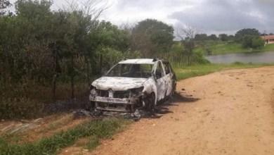 carro incendiado