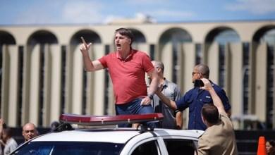 Foto de Após manifestação pró-regime militar, Bolsonaro sofre críticas. O que foi o AI5?
