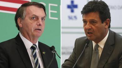 Foto de Bolsonaro X Mandetta: 'Nenhum Ministro é indemissível', diz Bolsonaro